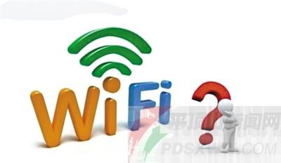 wifi二维码背景素材