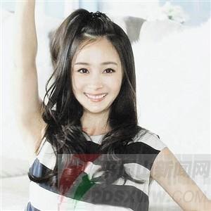 杨幂可爱萌萌的照片