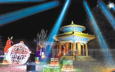 逛庙会,赏花灯,冰雪嘉年华,游动物园,穿越恐龙世界等活动异彩纷呈